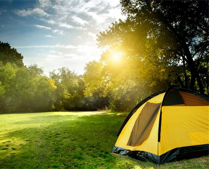 Visuel camping