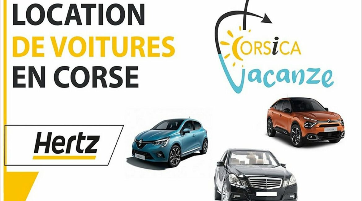 Locations voitures corse